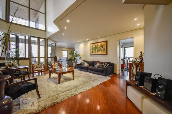 Apartamento No 8º Andar Com 4 Dormitórios E 4 Garagens - Id: 892950387 - 250387