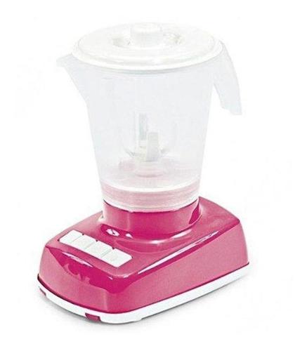 Brinquedo Liquidificador De Brinquedo Rosa Cozinha Brincar