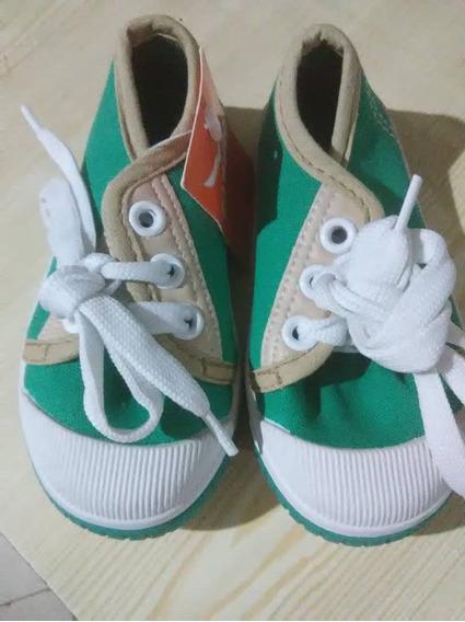 Zapatos Tipo Converse, Nuevos. Talla 20