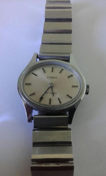 Relógio Feminino Tissot Stylist Movimentoa Corda (103a )(