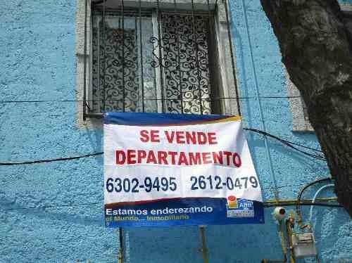 Departamento En Venta En Guerrero, Cuauhtémoc, Distrito Federal
