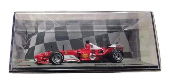 Formula 1 F1 - Entrega Nº 38 - Ferrari F2004 Barrichello