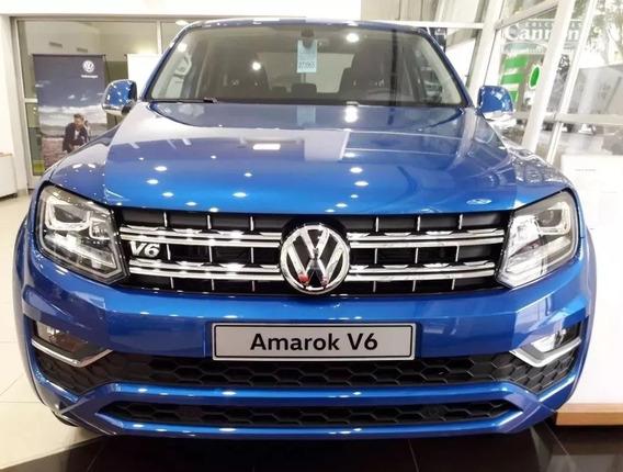 Volkswagen Amarok V6 258 Cv Highline 4x4 At (1)