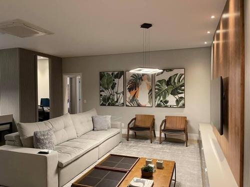 Rrcod3448 Apartamento Maison Condominio Boulevard Tamboré - 240mts - 03 Suítes - 03 Vagas - Oportunidade - Ótima Localização - Rr3448 - 69346593