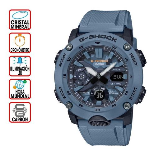 Reloj Casio G-shock Youth Ga-2000su-2 Serie Utility Color