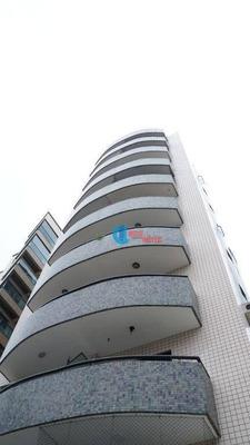 Apartamento Com 2 Dormitórios Canto Do Forte Com Lazer Perto Do Comercio Em Geral - Ap0994