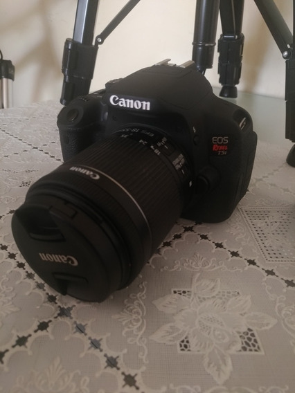 Camera Canon T5i 18:55
