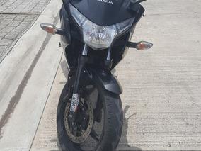 Vendo Moto Honda Cbr250 2014