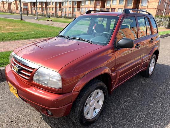Chevrolet Grand Vitara 2.5 4x4 Mecanica Full Equipo