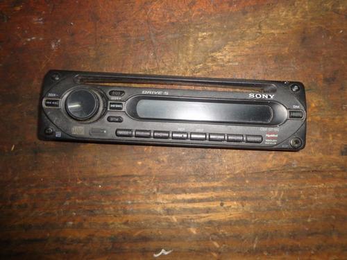 Imagen 1 de 2 de Vendo Caratula De Radio Sony, Modelo Cdx- Gt150 De Cd