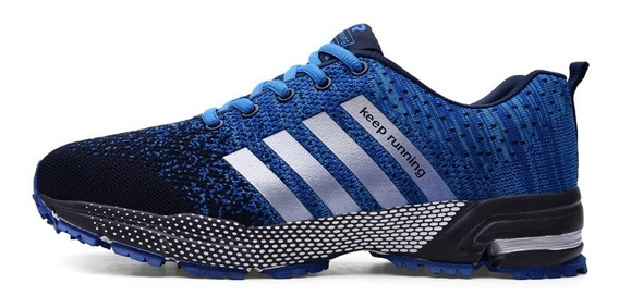Tênis Keep Runing Corrida Caminhada Esporte Treino