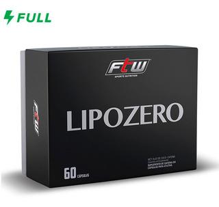 Termogênico Lipo Zero - 60 Cápsulas - Ftw
