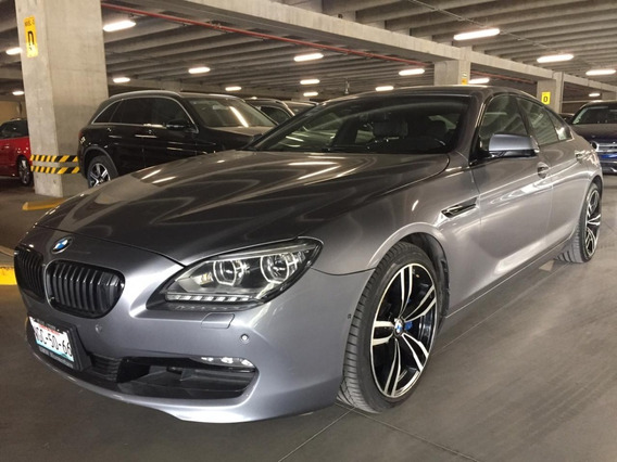 Bmw 650i Gran Coupe 450hp Biturbo 2014