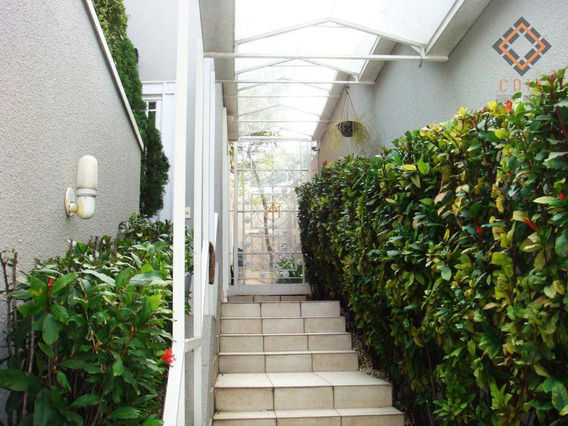 Maravilhoso Sobrado No Jardim Europa - Ca2660