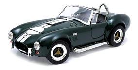 1964 Shelby Cobra 427 S/c Verde - Escala 1:18 - Yat Ming