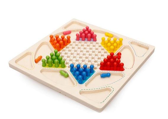 Crianças Jogo De Xadrez De Madeira Pais Criança Jogos Intera