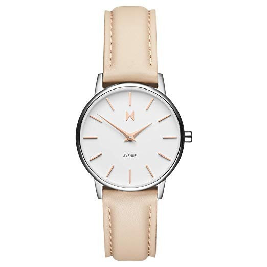 Reloj Mvmt Avenue Beige Mujer Ma01-snu2