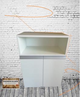 Porta Microondas Moderno Auxiliar De Cocina Mueble