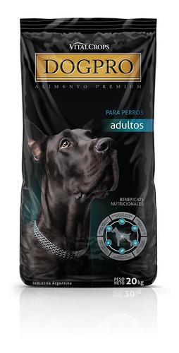 Imagen 1 de 6 de Alimento Perros Dogpro Adultos 20 Kg  . Todas Las Razas