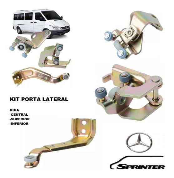 Kit Carrinho Guia Sprinter Porta Lateral 310d 312d 412d 311cdi 313cdi 413cdi