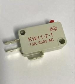 Micro Chave Para Microondas 16a 250v Ac - Kw11-7-1-kit-5pçs