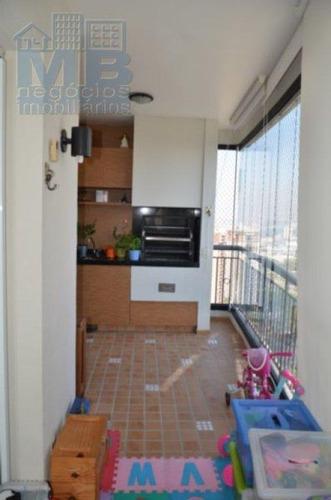 Apartamento Para Alugar, 132 M² Por R$ 6.000,00 - Santo Amaro - São Paulo/sp - Ap0321