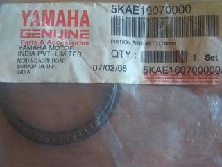 Anillos 0.50 Crux110 Yamaha