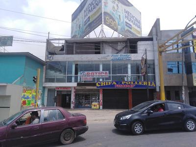 Casa De Local Comercial 2 Piso