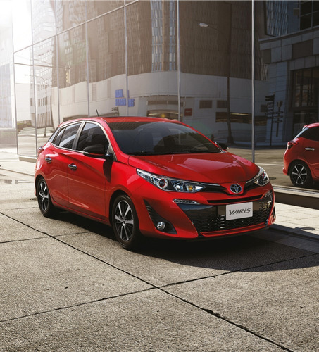 Plan De Ahorro - Toyota Yaris - Sin Adjudicar