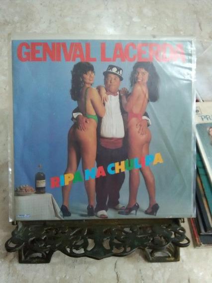 Lp - Genival Lacerda - Ripa Na Chulipa - 1989