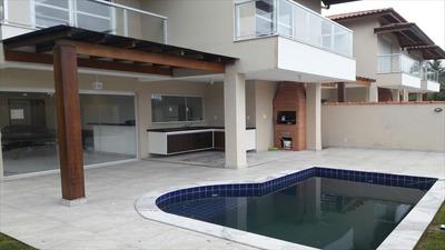 Ref.: 1846 - Casa Condomínio Fechado Em Sao Sebastiao, No Bairro Juquehy - 5 Dormitórios