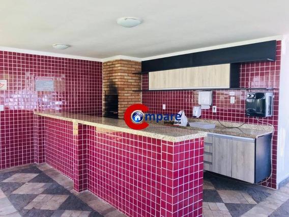 Apartamento Com 2 Dormitórios À Venda, 40 M² **leilão Caixa**- Jardim Ansalca - Guarulhos/sp - Ap7795