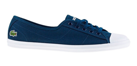 Tenis Atleticos Ziane Bl 2 Spw Mujer Lacoste Lc0016