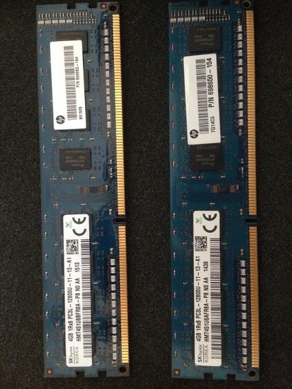 Memoria Ddr3 1600 4gb Pc3 12800 Cl11 Pc