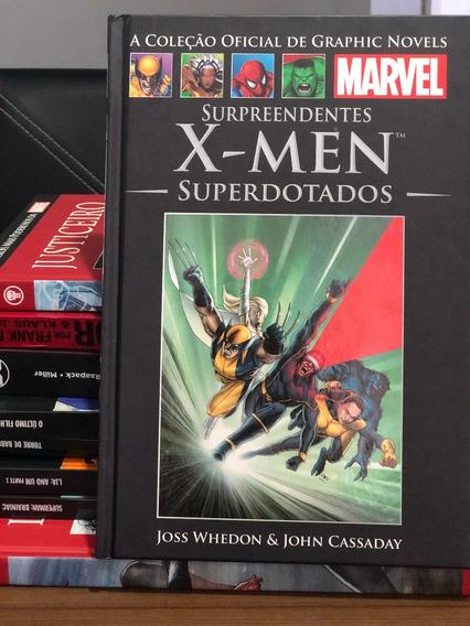 Surpreendentes X-men Superdotados - Salvat