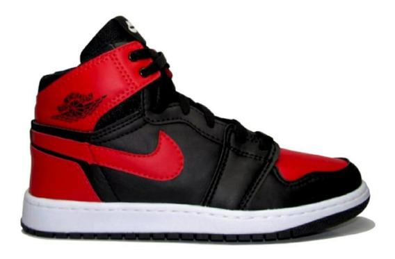 Tênis Air Jordan 1 Chicago Retro High