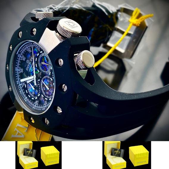 Relógio Invicta Laçamento Ocean Original.