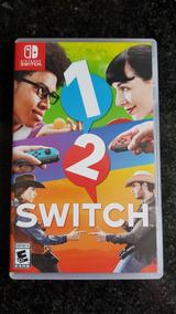 Jogo Nintendo Switch - 1 2 Switch - Mídia Física