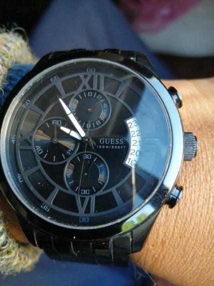 Reloj Guess Steel Cronografo