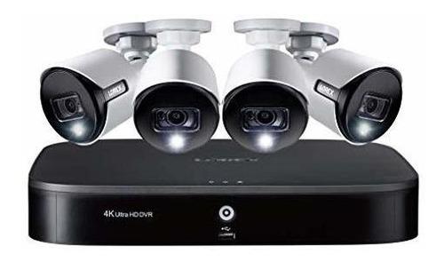 Imagen 1 de 7 de Lorex Sistema De Seguridad De Vigilancia Con Cable Para Inte