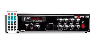 Som Ambiente Receiver Borne Rc7000 80w Volume Individual