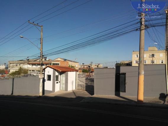 Apartamento Para Venda Em Itaquaquecetuba, Jardim Aracaré, 2 Dormitórios, 1 Banheiro, 1 Vaga - 200618b_1-1461027