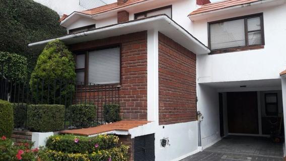 Casa En Renta San Jerónimo, Impecable Con Opción A Amueblad