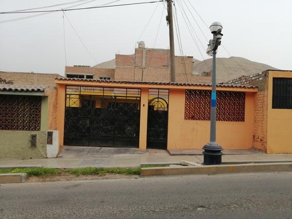 Casa De 5 Dormitorios Separado En 2 Departamentos