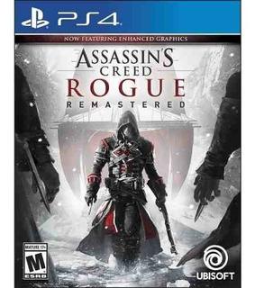 Juego Ps4 Assassins Creed Rogue Remastered