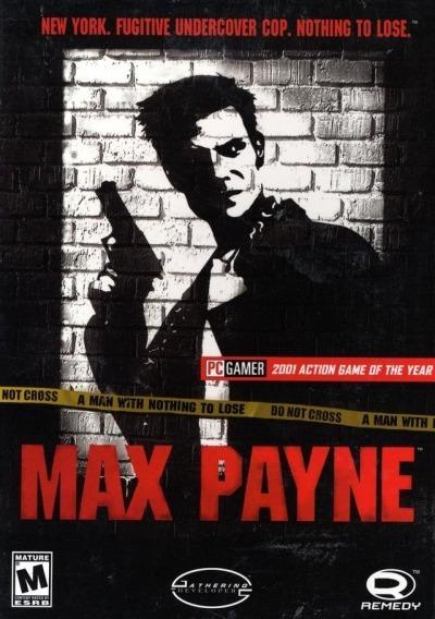 Max Payne Coleção De Jogos Para Pc
