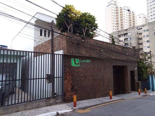 Imagem 1 de 30 de Casa Com 5 Dormitórios Para Alugar, 550 M² Por R$ 6.100,00/mês - Freguesia Do Ó - São Paulo/sp - Ca0608
