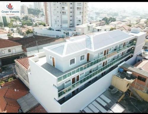 Apartamento A Venda No Bairro Chora Menino Em São Paulo - - 13298-1
