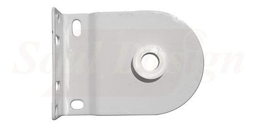 Soporte Metalico Intermedio Para Cortina Roller 32 Mm