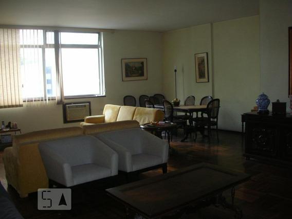 Apartamento Para Aluguel - Botafogo, 3 Quartos, 140 - 893077636